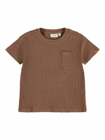 Sixten boxy top, partridge, Lil´ Atelier