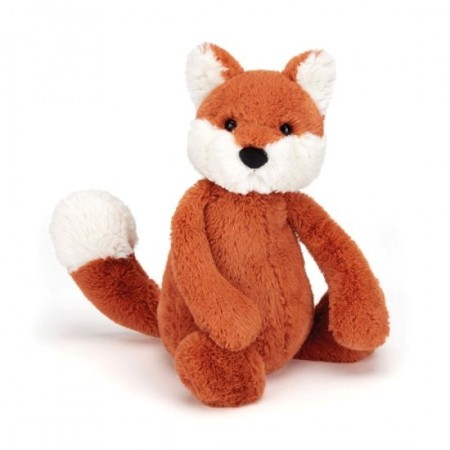 Rev plysj 18cm, bashful fox, Jellycat